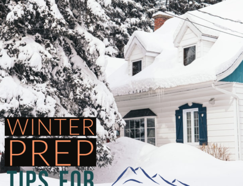 Winter Preparation | Homeowner Tips ☃️