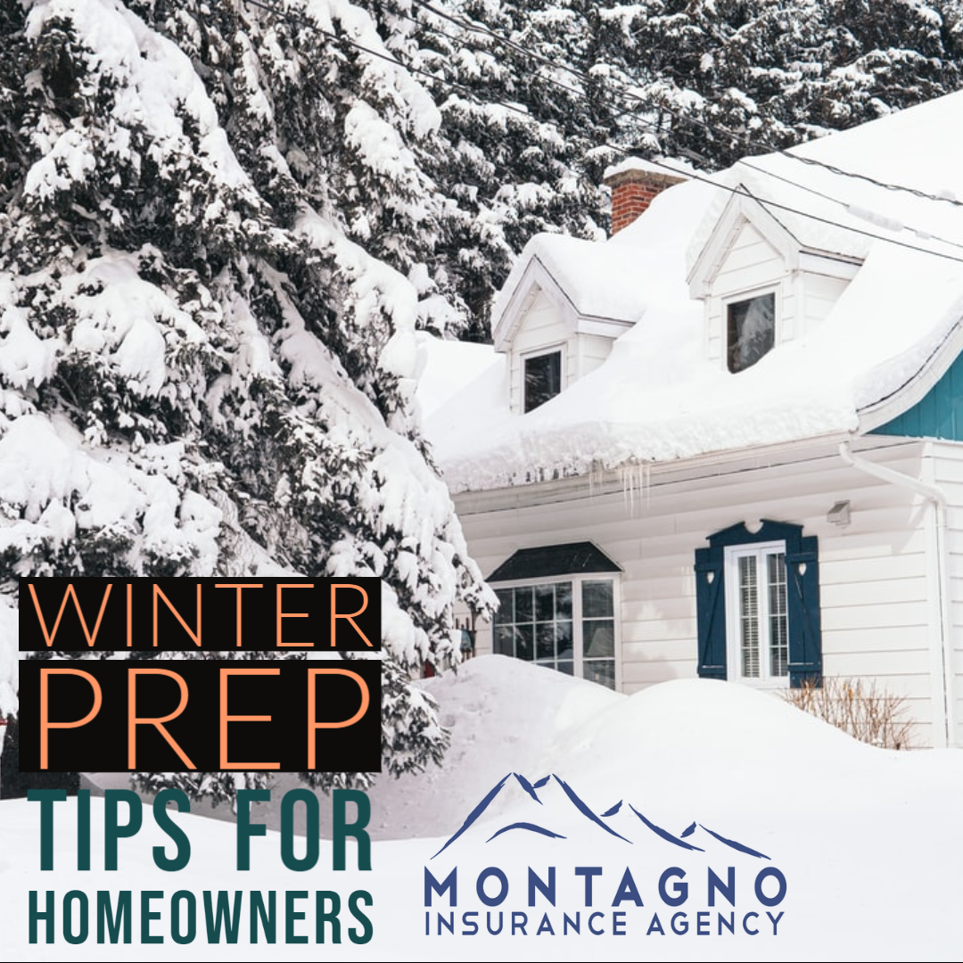 Winter Home prep tips